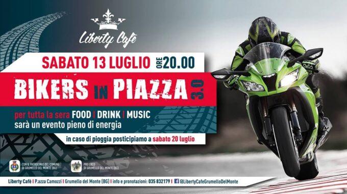★ ★ ★ Bikers in Piazza 3.0 ★ ★ ★